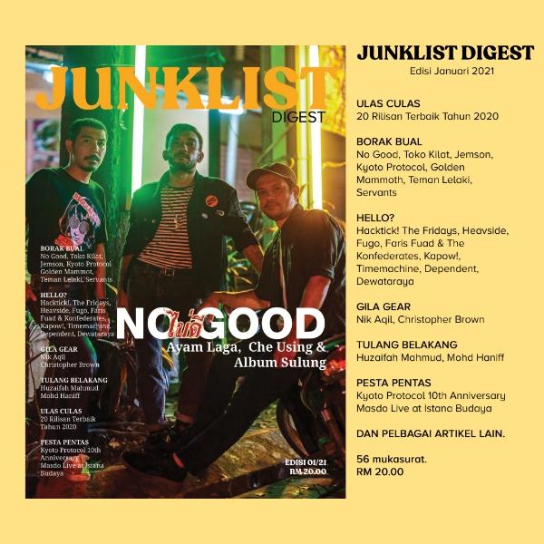Junklist Digest - Januari 20210