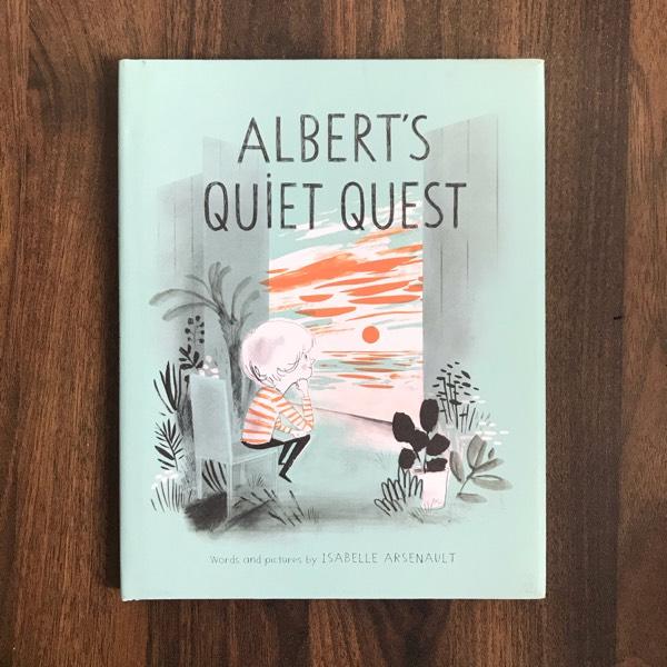 Albert's Quiet Quest0