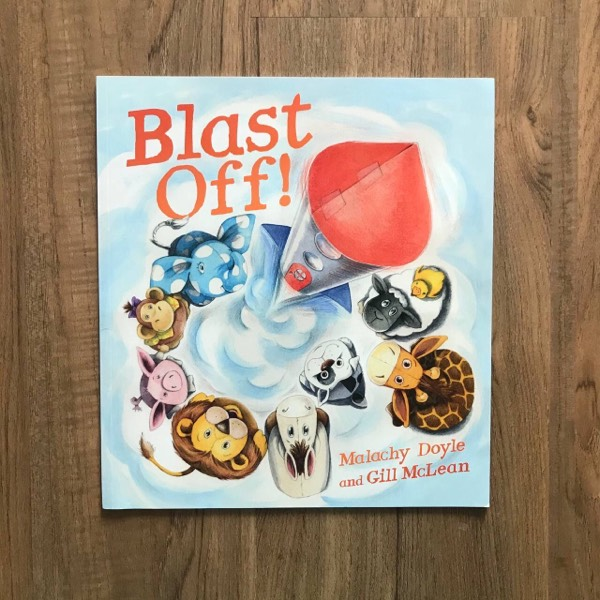 Blast Off!0