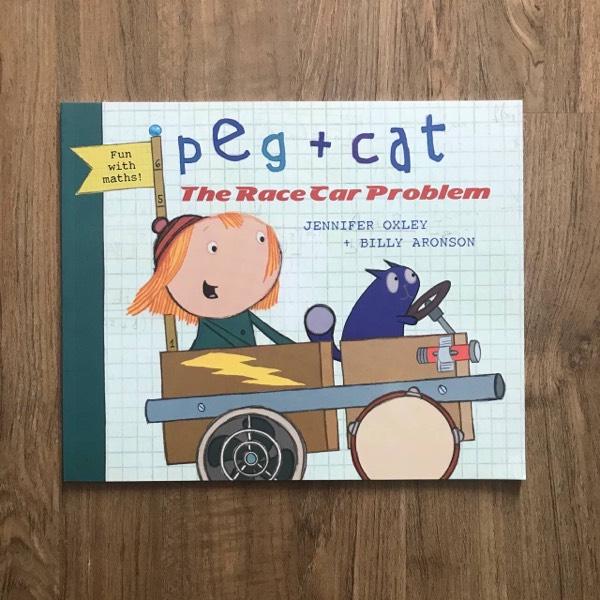 Peg+Cat: The Race Car Problem0