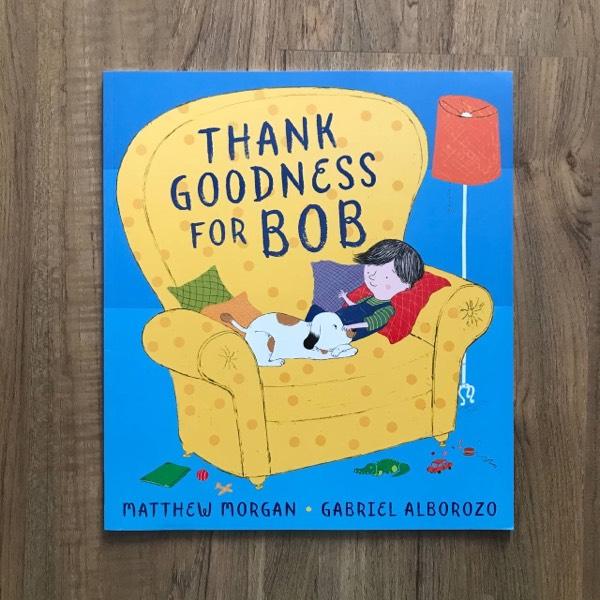 Thank Goodness For Bob0
