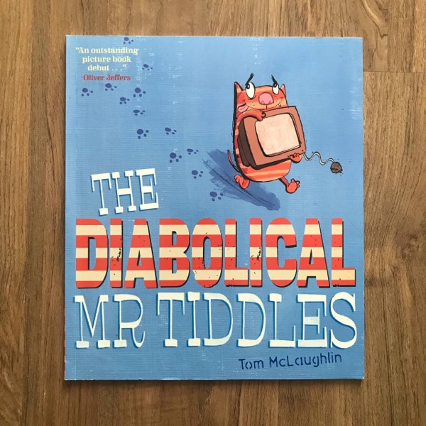 The Diabolical Mr Tiddles0