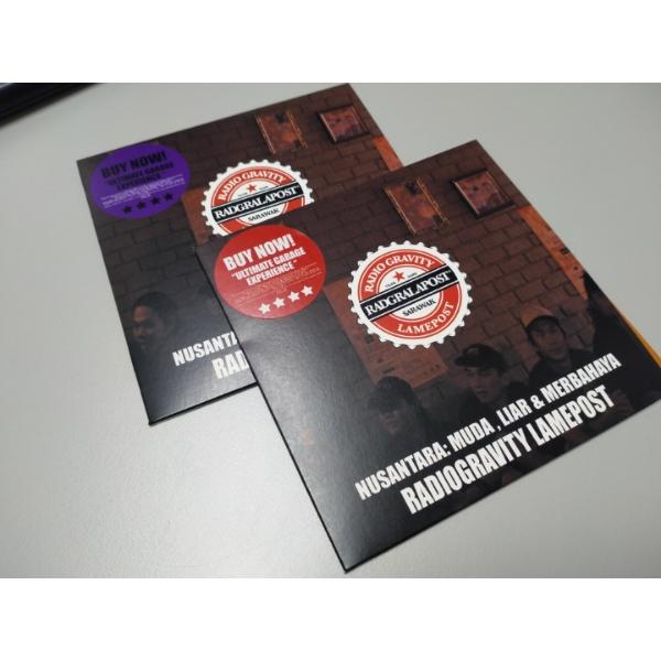 Radiogravity Lamepost- Nusantara : Muda, Liar & Merbahaya1