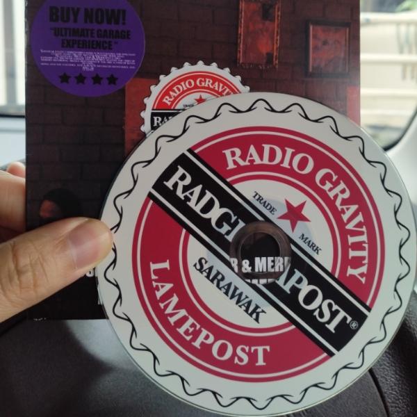 Radiogravity Lamepost- Nusantara : Muda, Liar & Merbahaya2