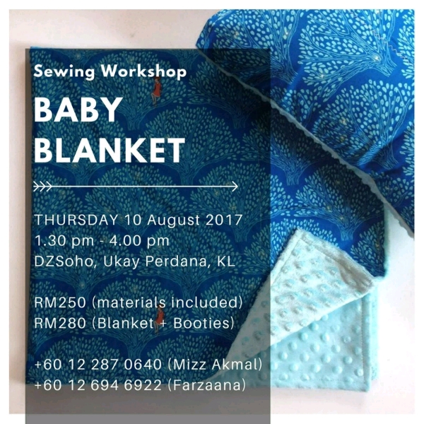 Baby Blanket Workshop0