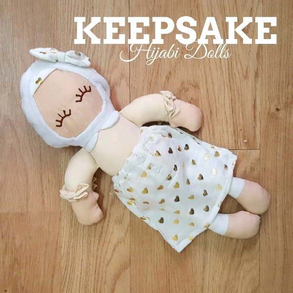 Keepsake Hijabi Dolls