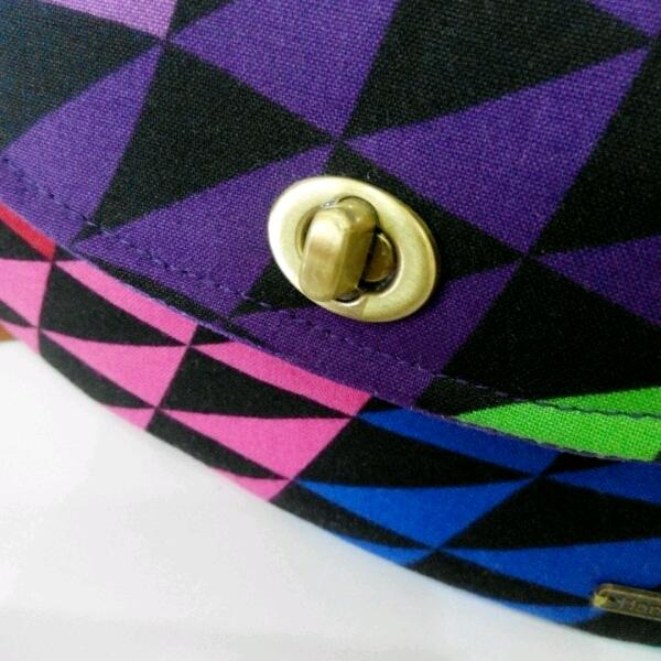 Colourful Curvy Sling Bag2