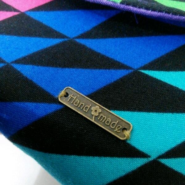 Colourful Curvy Sling Bag4
