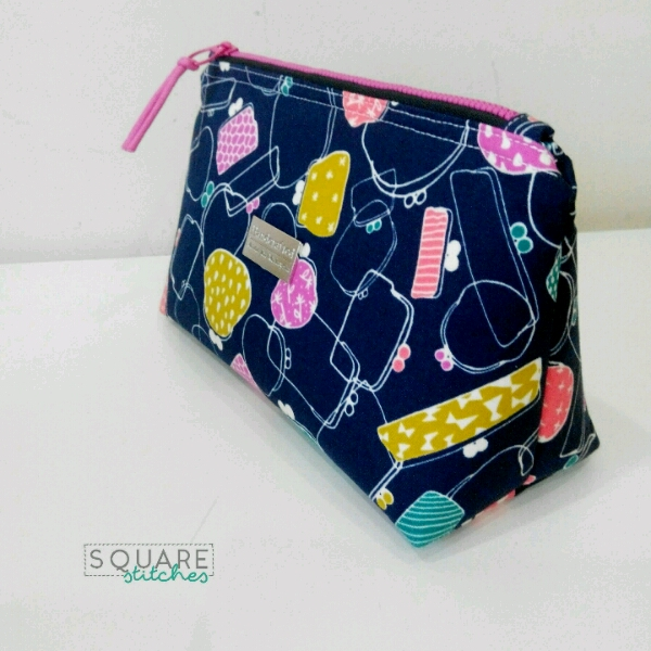 Cosmetic Pouch-Bags