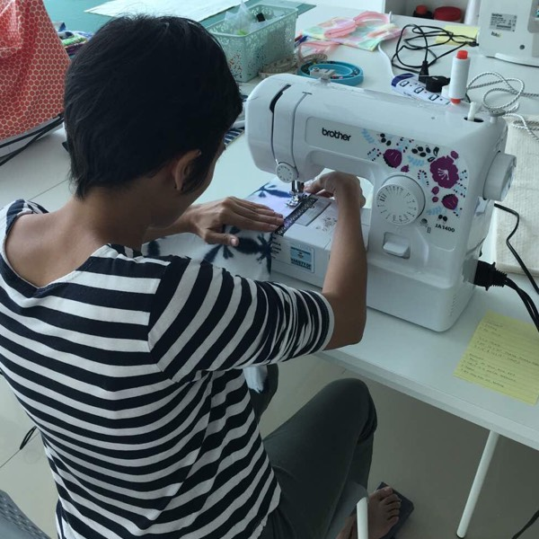 Easy Sewing Workshop 1