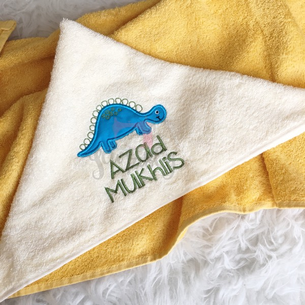 Kids Hooded Towel1