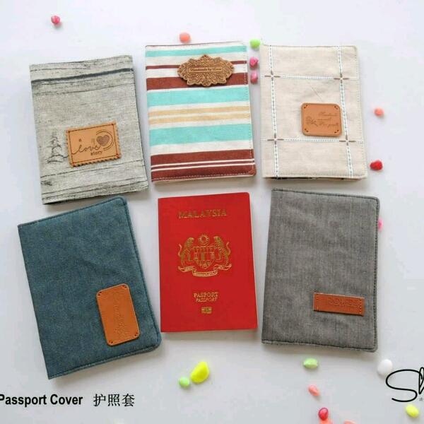 Passport Cover 护照套0