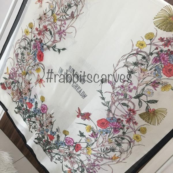 Blooming Garden In Cream0