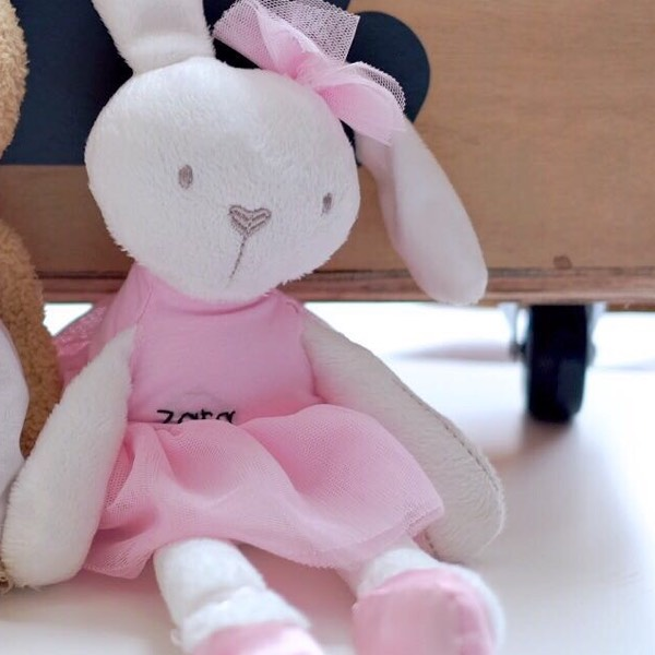 Doll - Pink Rabbit0