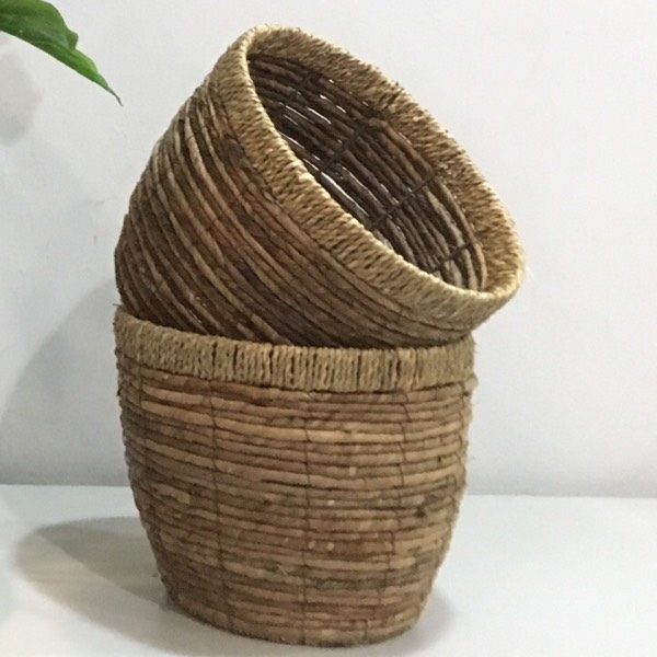 Vase - Wire Woven0
