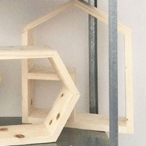 Wall Deco - House Pine Thin0