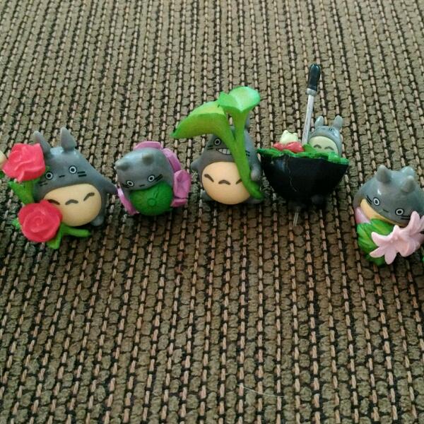Figurine - Totoro0