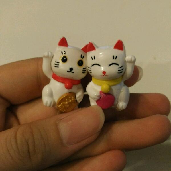 Figurine - Lucky Cat0