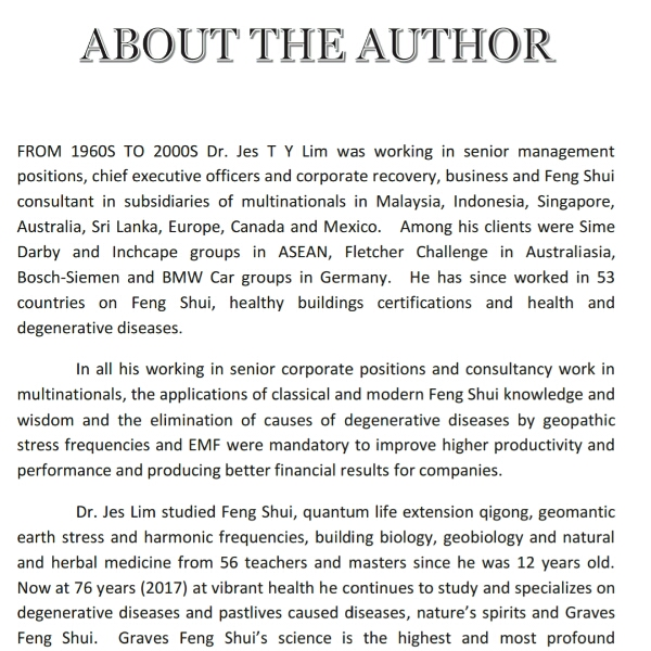 Feng Shui & Your Health Ebook2
