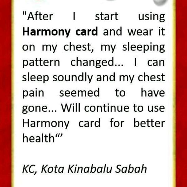 Soma-Vita™ Harmony Card3