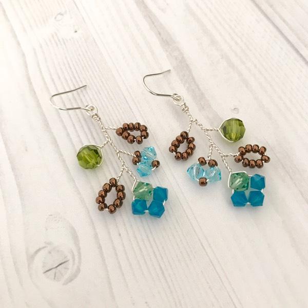 Spring Garden Earrings 0