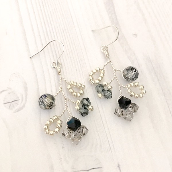 Winter Garden Earrings 0