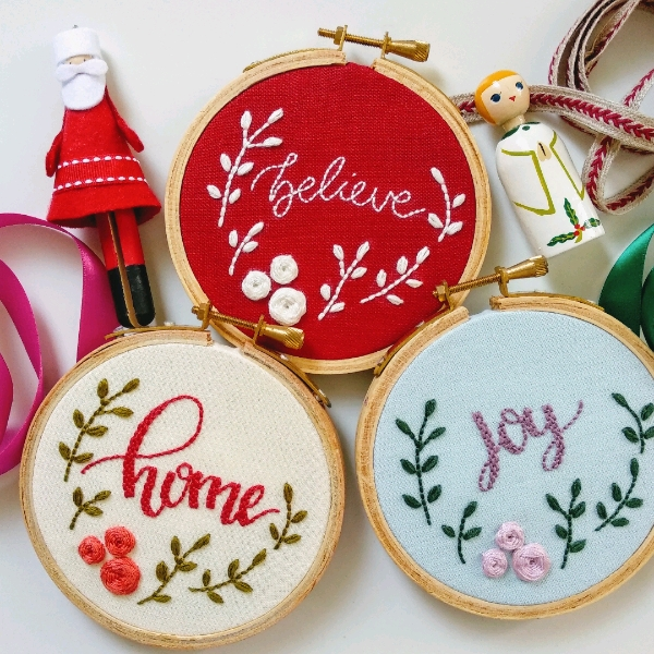 11/11 Mini Hand Embroidery