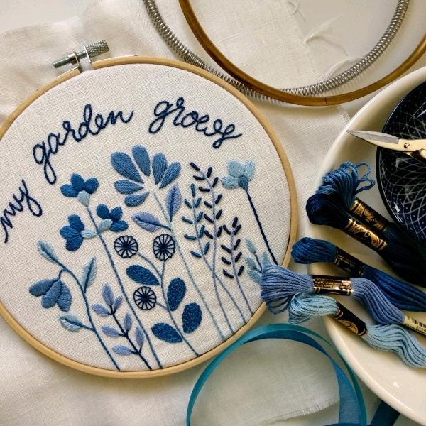 15/12 - Classic Hand Embroidery - Beginner2