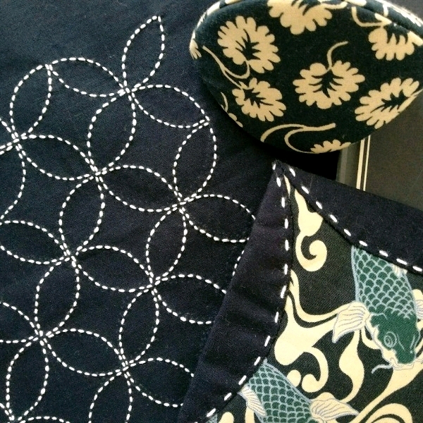 1/7 Sashiko - Mini Workshop1