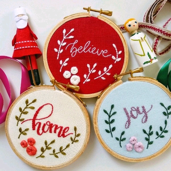 Mini Hand Embroidery