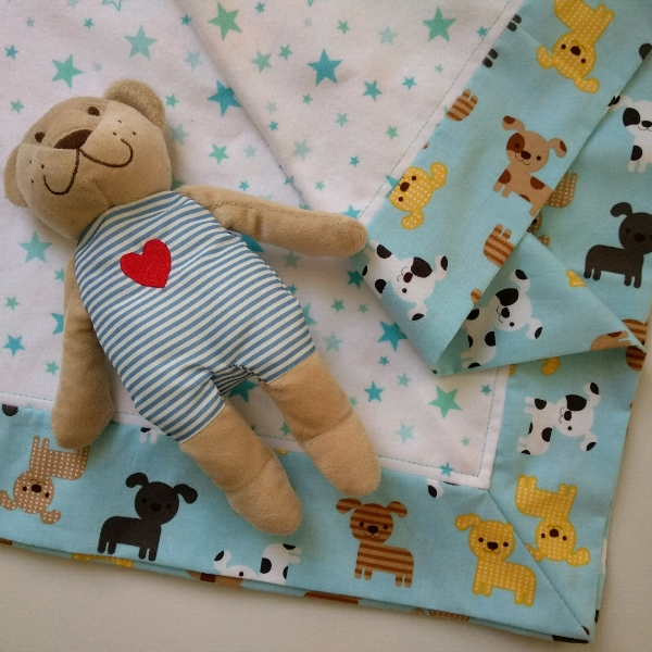 Baby Blanket - Sewing (Beginner)0