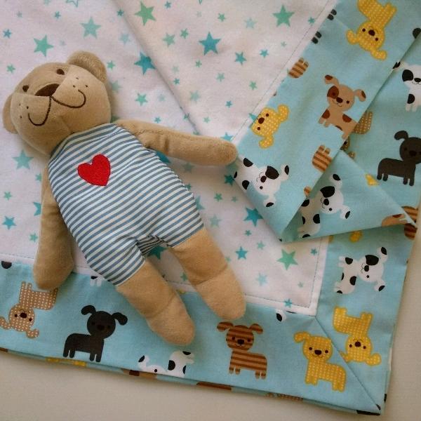 Baby Blanket - Sewing (Beginner)0