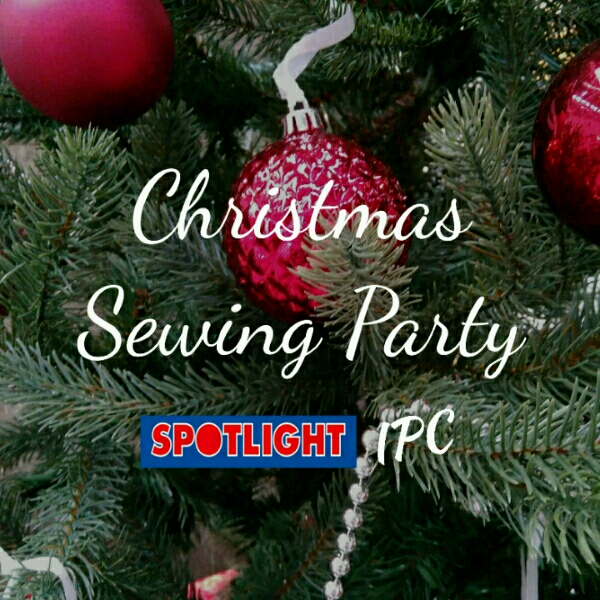 Christmas Sewing Party - Afternoon0