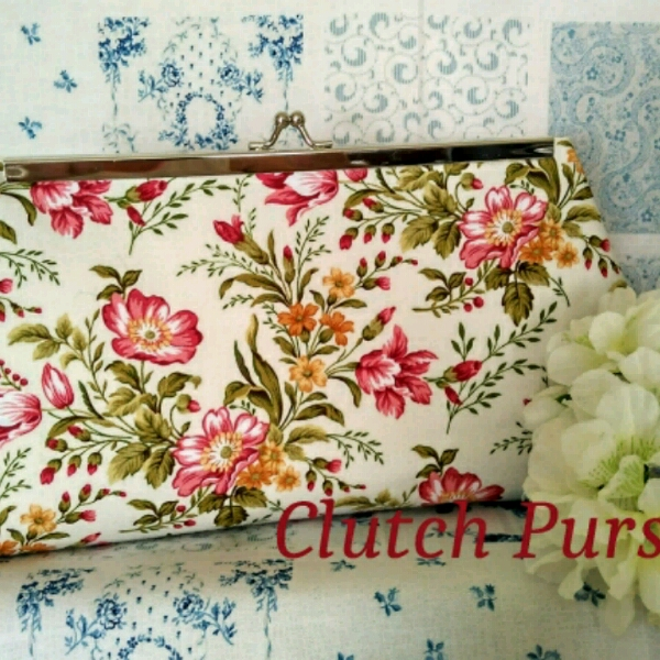 Clutch Purse - Sewing Workshop