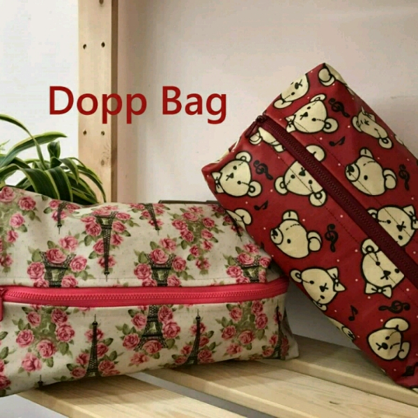 Dopp Bag - Sewing Workshop