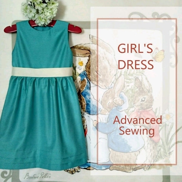 Girl's Dress - Advanced0