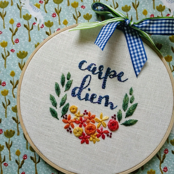 17/6 Hand Embroidery - Beginner1