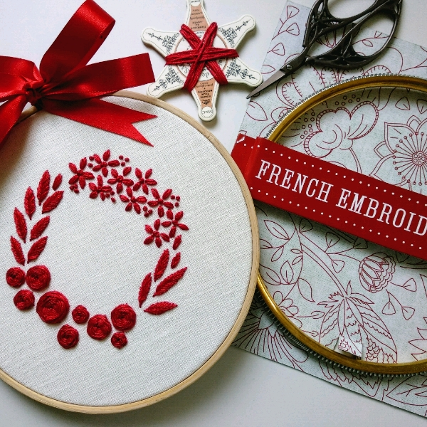 17/6 Hand Embroidery - Beginner2