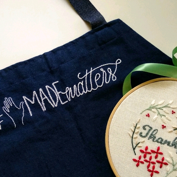 Hand Embroidery - Monograms & Letters0