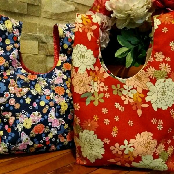 Kiyomi Bag Pattern