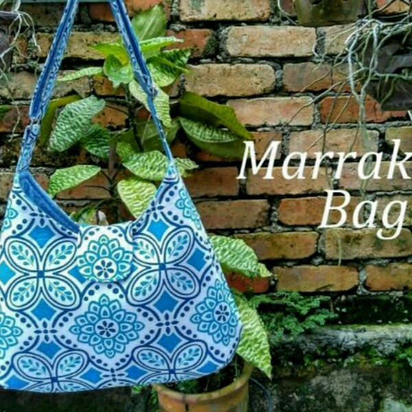 Marrakesh Bag - Intermediate