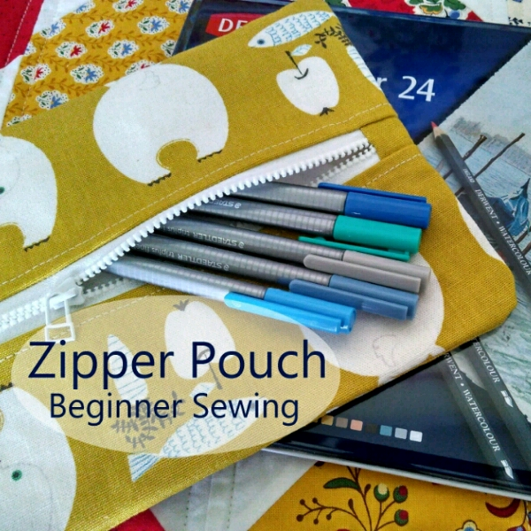 Zipper Pouch Sewing Workshop0