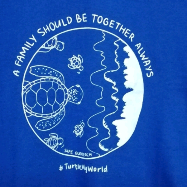 Turtle My World T-shirt1
