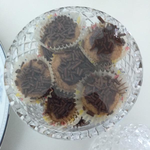 Chocolate Rice Gift Cookies0