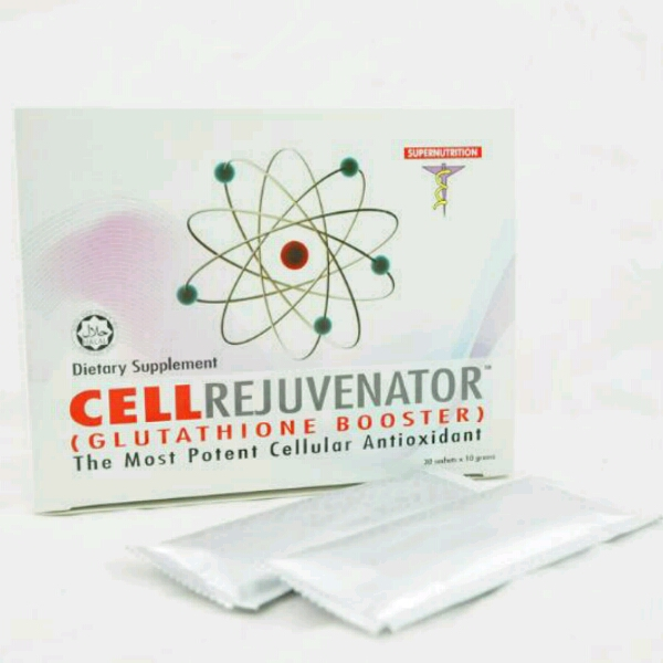 Cell Rejuvenator Gluthatione Booster0
