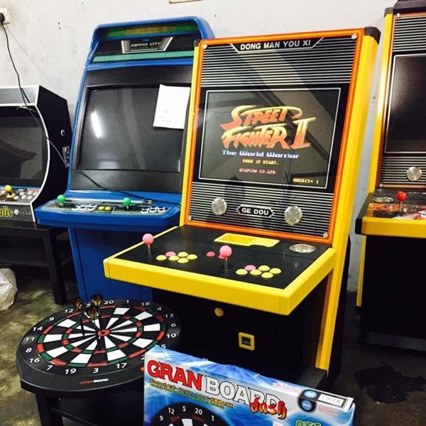 """22""""arcade Machine0"""