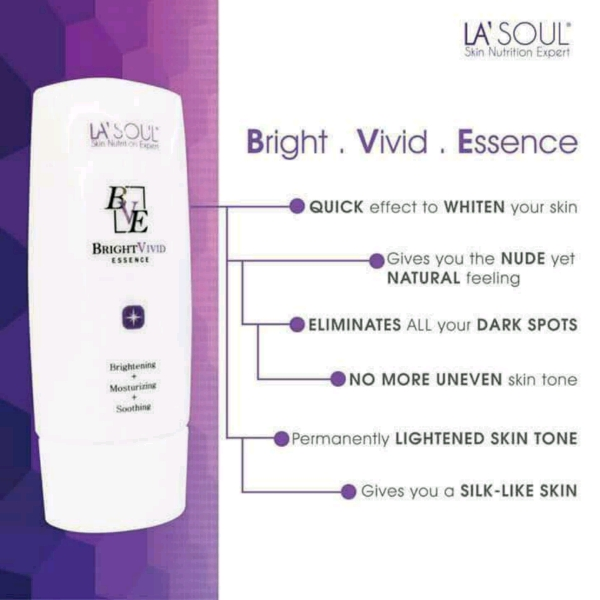 Bright Vivid Essence (BVE) LA'SOUL2