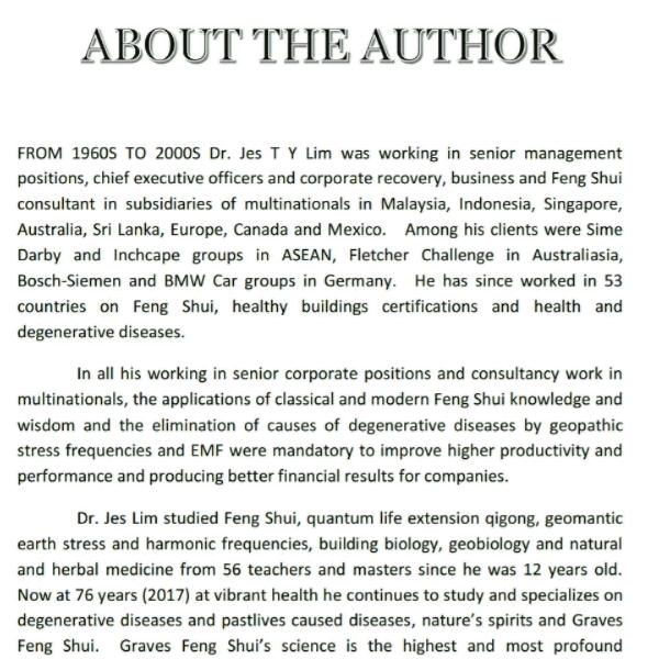 Feng Shui & Your Health2