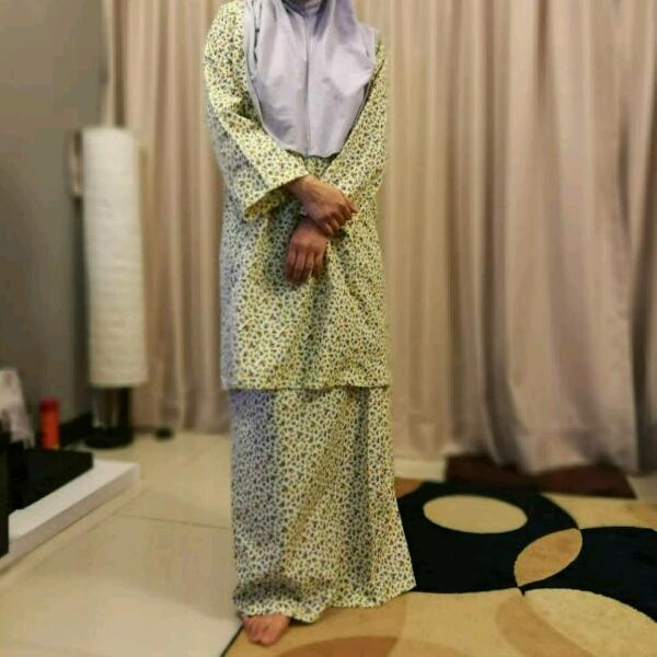 Sewing Lesson - Baju Kurung2