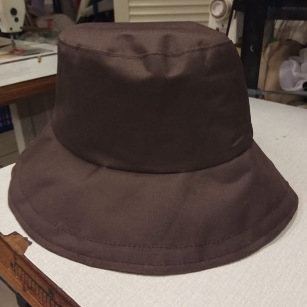 Bucket Hat With Detachable Face Shield4